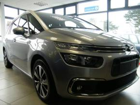 Citroen Grand-c4-spacetourer 1.5 BlueHDi 130 Feel 5dr MPV Diesel Grey at Trelawny Penzance