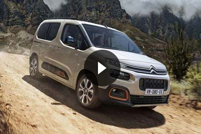 Citroen Berlingo-multispace - Overview